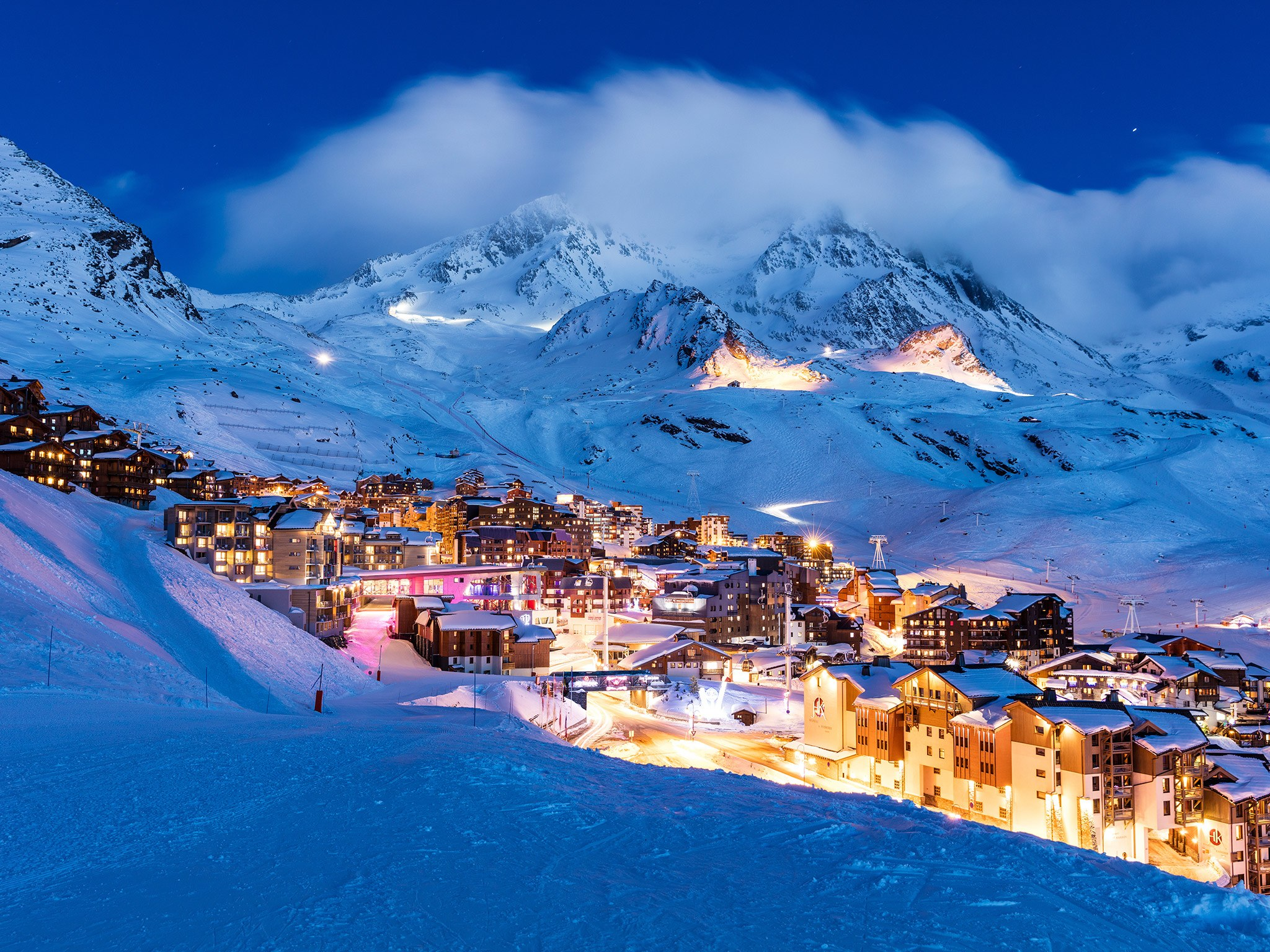 Valthorens France Gettyimages 668777775 Dinamik Turs